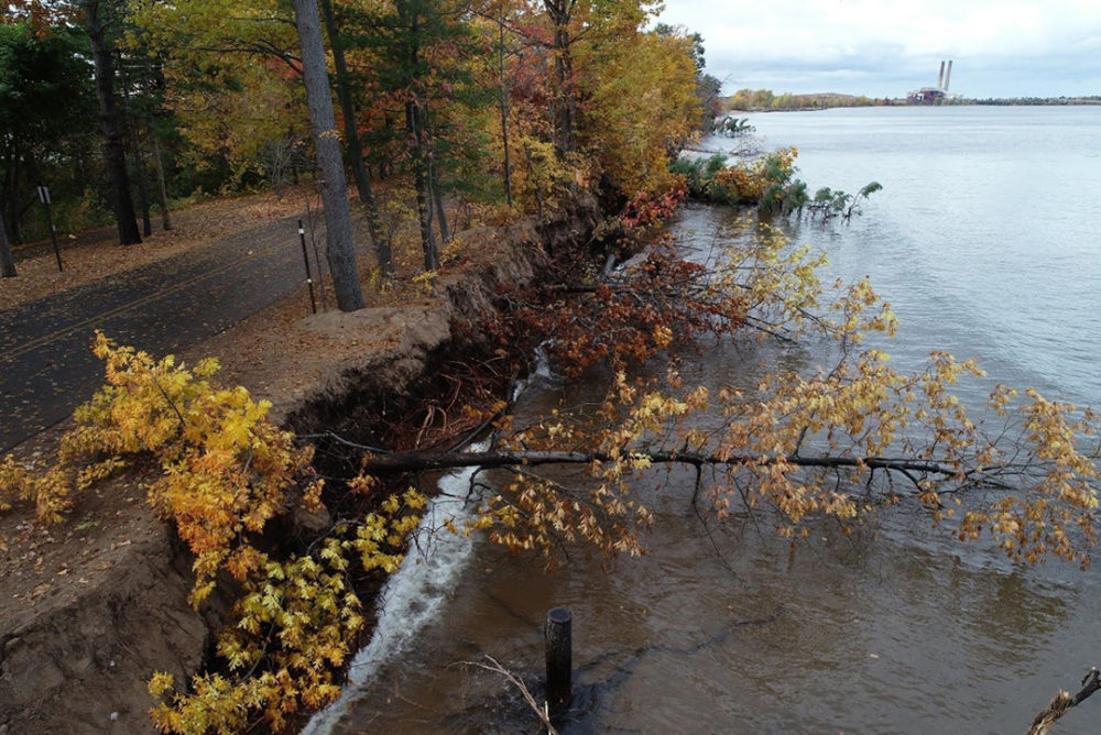 Lakeshore erosion2