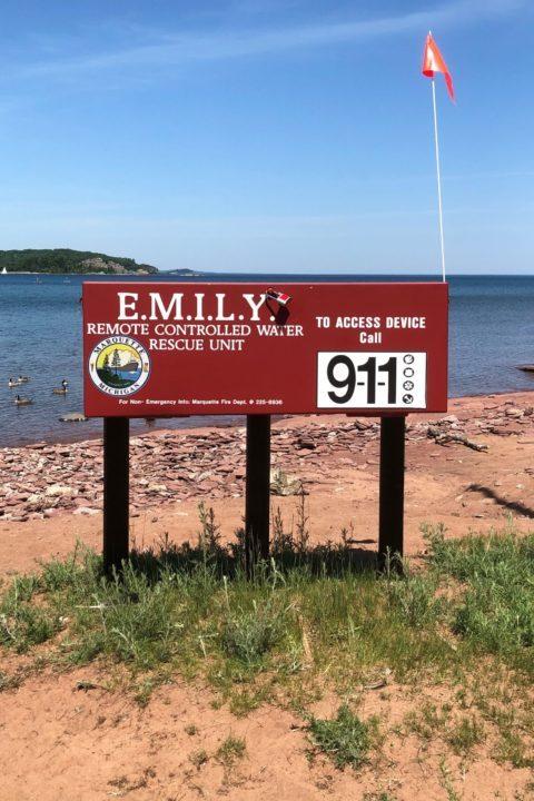 EMILY Sign