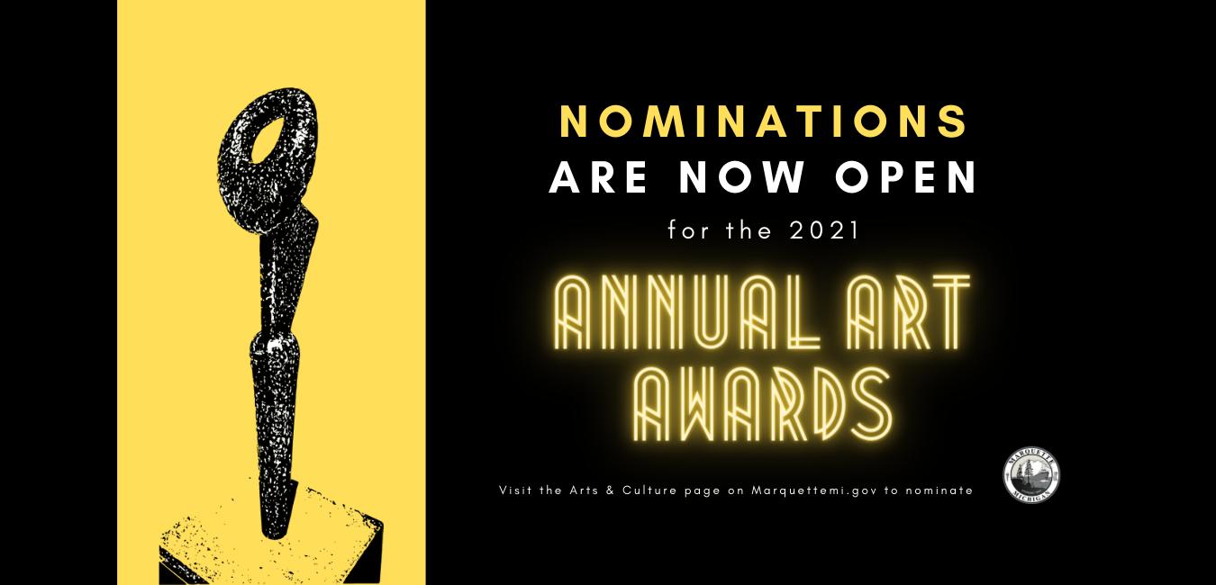 Art Awards Nomination Facebook Banner