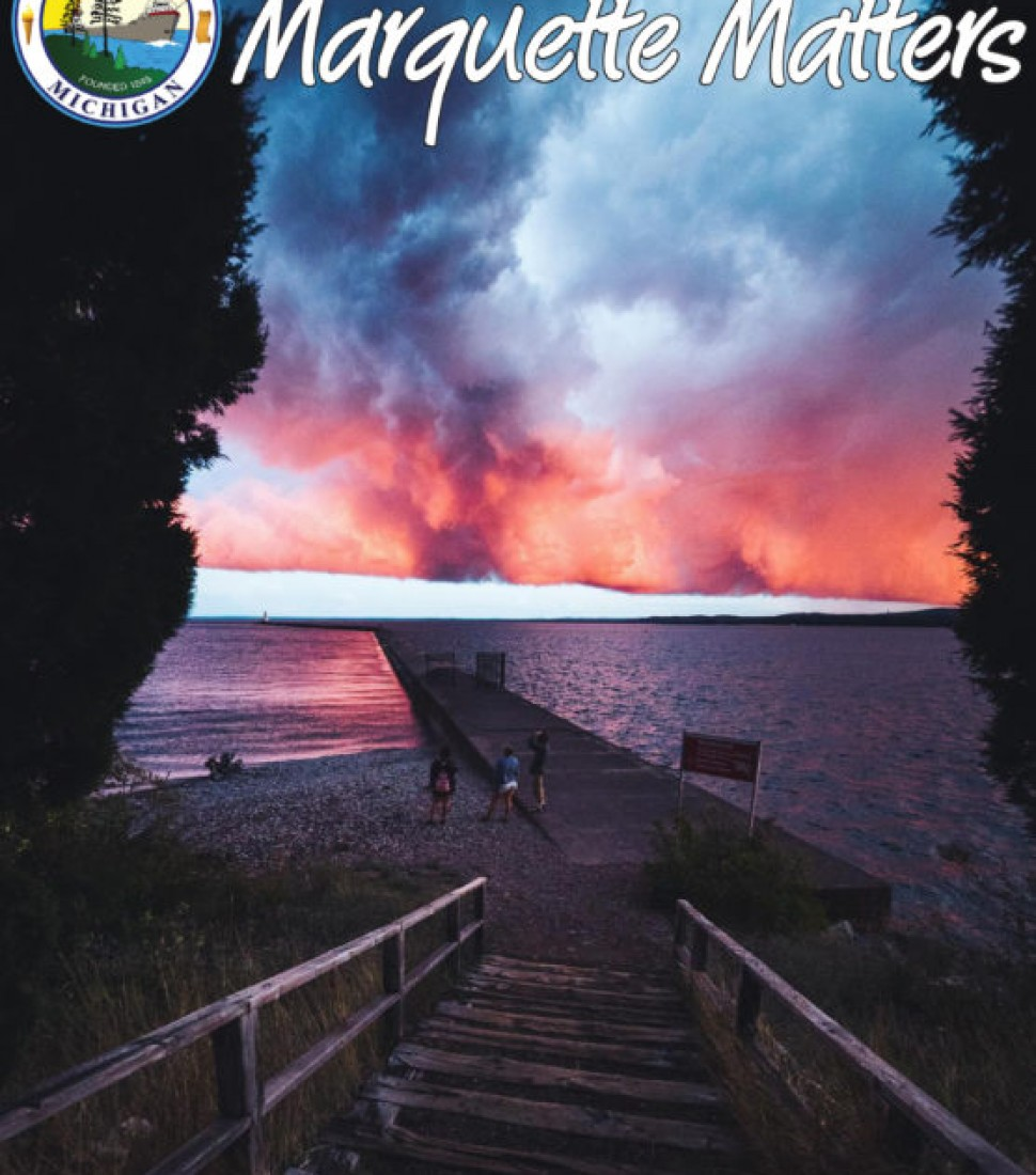 SeptOct2019-Marquette-Matters Newsletter cover