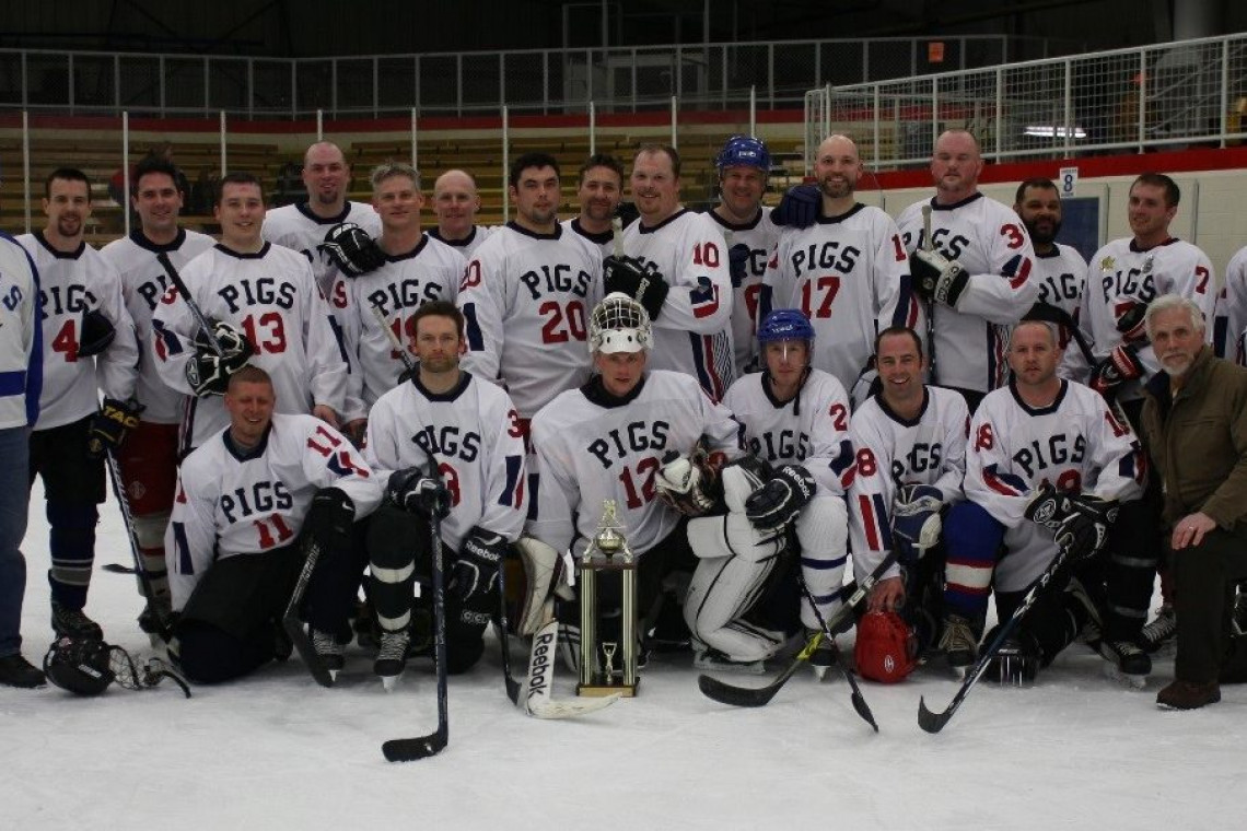 Police Dept Hockey Team
