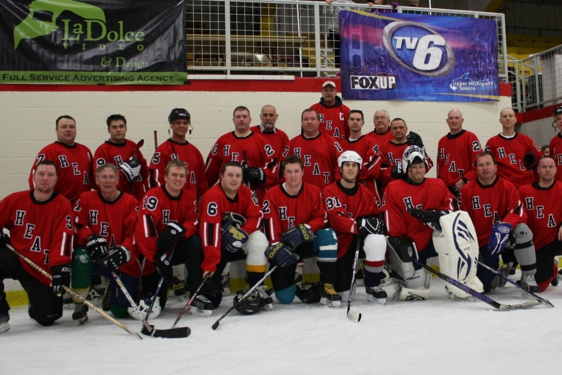 Fire Department Hockey Team