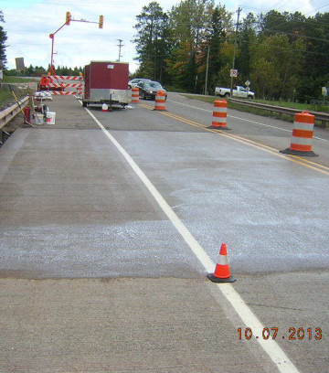 Dead River Bridge Maint