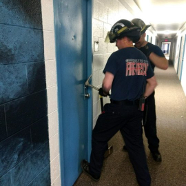 Forcible Entry Training2 May 2018